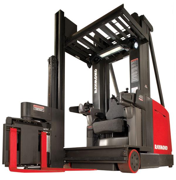 Used Raymond Forklift